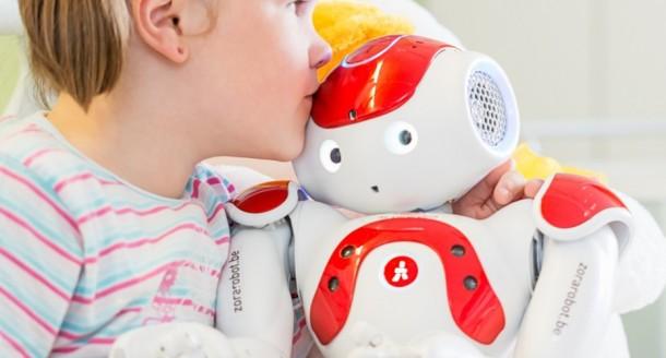 ZORA – le robot humanoïde pour petits et grands